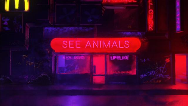 See Animals by Scott Wenner motion504 | STASH MAGAZINE