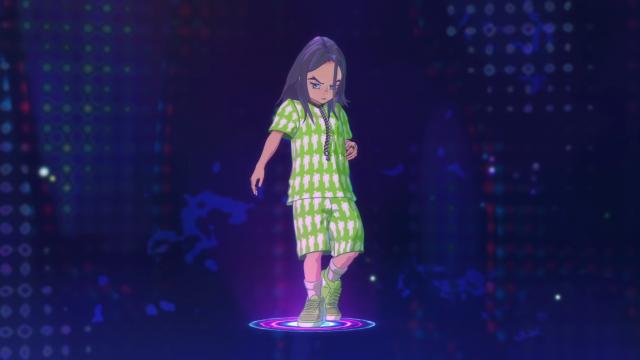 Billie Eilish You Should See Me in a Crown music video by Takashi Murakami   STASH MAGAZINE