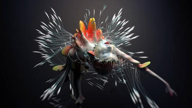 Bjork Tabula Rasa music video by Tobias Gremmler | STASH MAGAZINE
