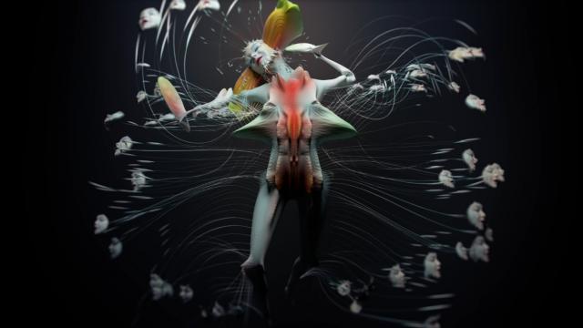 Bjork Tabula Rasa music video by Tobias Gremmler | STASH MAGAZINE
