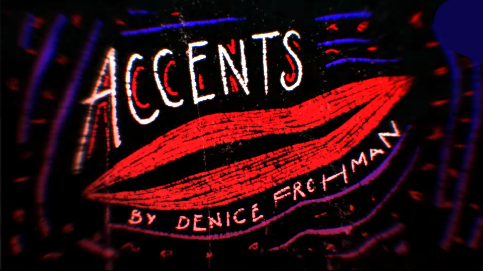 TED Ed Denice Frohman AccentS by Robertino Zambrano | STASH MAGAZINE