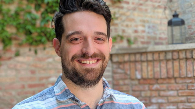 Senior 3D Designer/Animator Jake Allen Joins Sarofsky