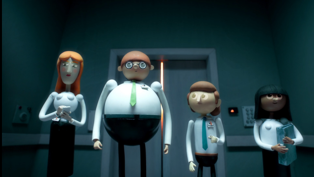 Alan the Infinite... animated short trailer by Parabella | STASH MAGAZINE