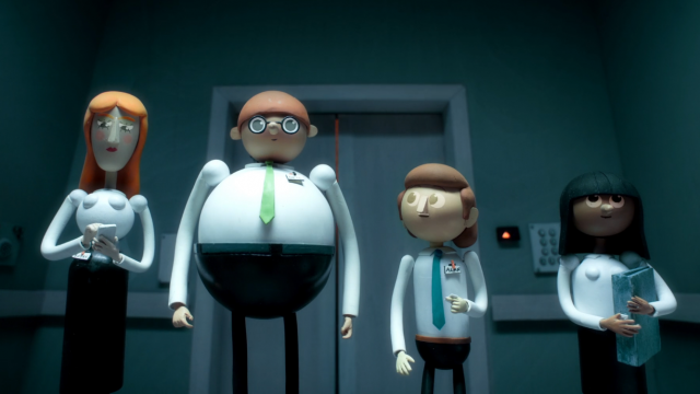 Alan the Infinite... animated short trailer by Parabella | STASH MAGAZINE