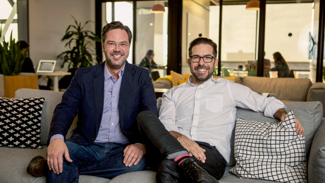 Chuck Carey and Robert Blatchford launch Compadre creative agency | STASH MAGAZINE