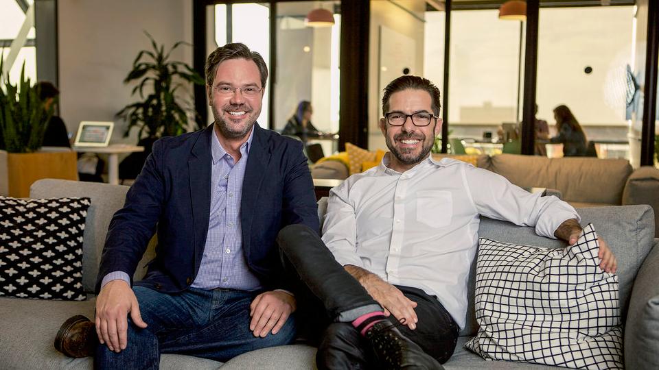 Chuck Carey and Robert Blatchford launch Compadre creative agency | STASH MAGAZINE