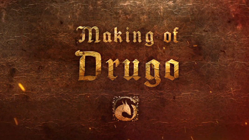 The Making of Drugo by Vetor Zero and Lobo | STASH MAGAZINE