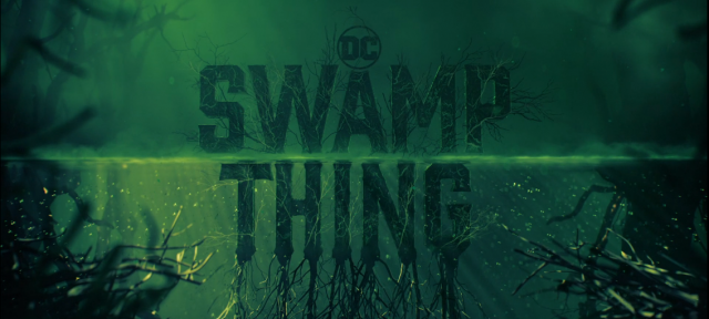 Swamp Thing Main titles by Filmograph | STASH MAGAZINE