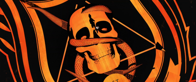 Deadly Class Acid Trip by Polyester Studio | STASH MAGAZINE