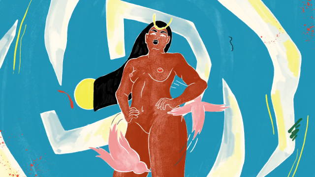 UGLY animated short film by Anna Ginsburg | STASH MAGAZINE