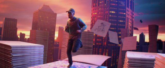 Ed Sheeran Cross Me ft. Chance the Rapper & PnB Rock by Ryan Staake | STASH MAGAZINE