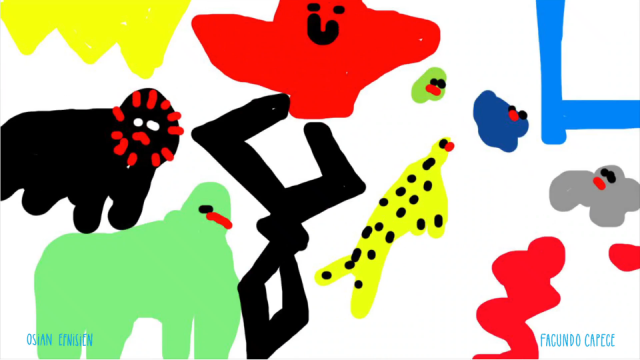 The Doodle Project II Dante Zaballa   STASH MAGAZINE
