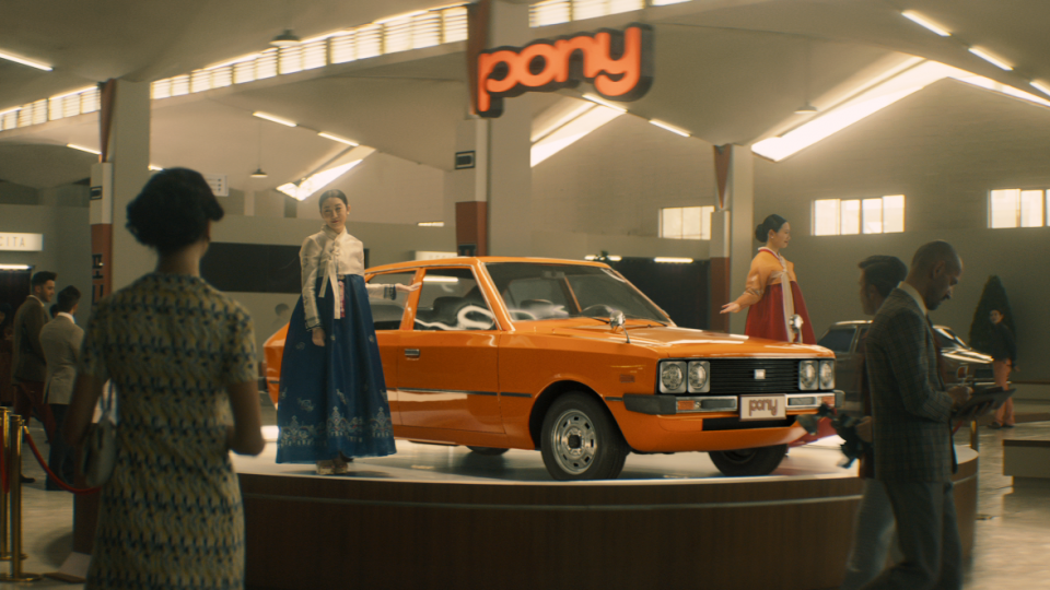 Hyundai 'Next Awaits' commercial by Dante Ariola and MPC | STASH MAGAZINE