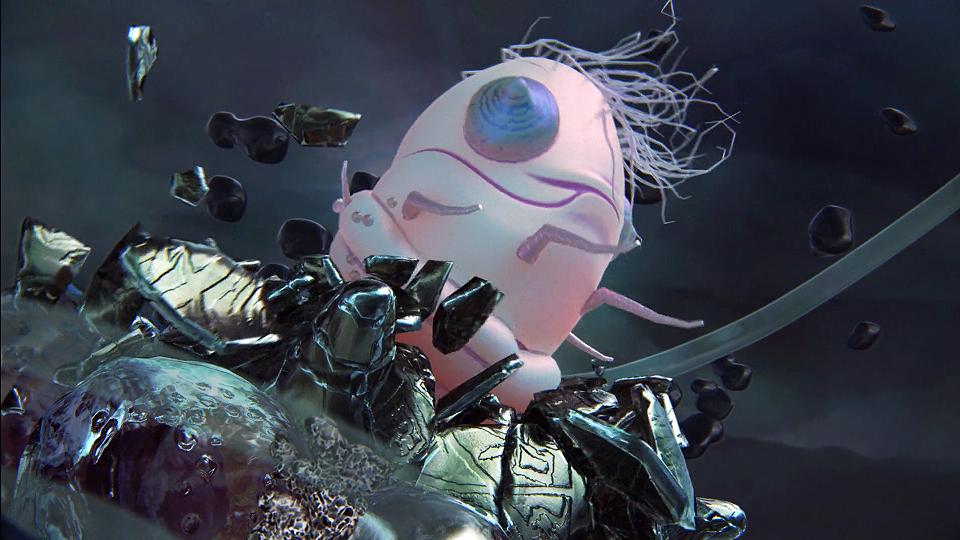 Causims CG short film by Toberg | STASH MAGAZINE