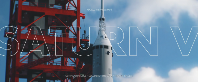 One Apollo 11 Homage short film by Woodwork | STASH MAGAZINE