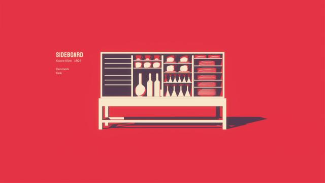 The Danish Chair by Marius Vaitkevicius | STASH MAGAZINE