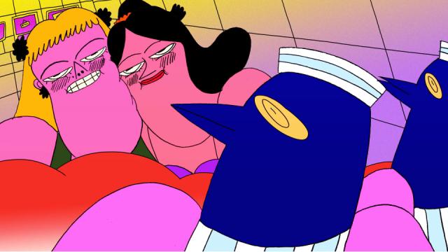Hot and Tasty animated short film by Laura Jayne Hodkin | STASH MAGAZINE