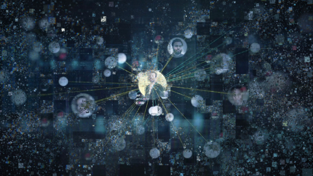 The Great Hack title sequence by Ash Thorp | STASH MAGAZINE