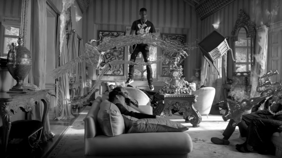 Travis Scott Wake Up Music video VFX by Scissor Pictures | STASH MAGAZINE