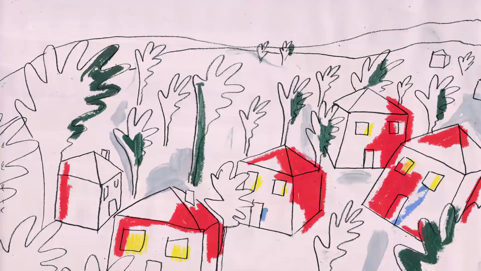 The Redness of Red by animated short Emily Downe | STASH MAGAZINE