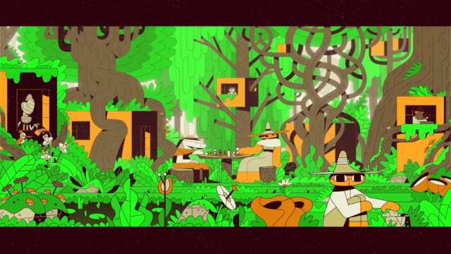 M52 animated short film by Yves Paradis | STASH MAGAZINE
