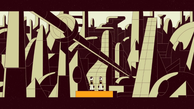M52 animated short film by Yves Paradis | STASH MAGAZINE