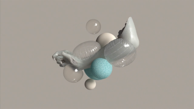 Emotional Art Gallery animated short film by Jesper Lindborg | STASH MAGAZINE
