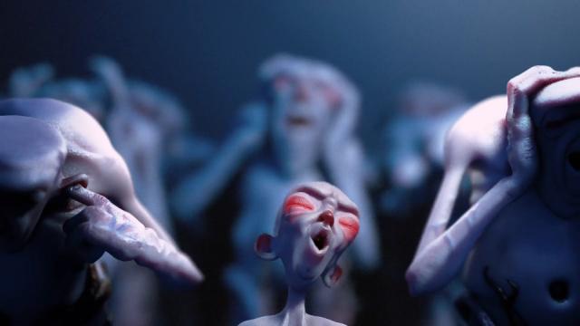 The Box animated short film by Dušan Kastelic | STASH MAGAZINE