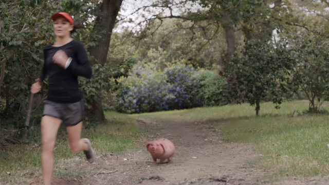 The Marathon | Santander Bank commercial | STASH MAGAZINE