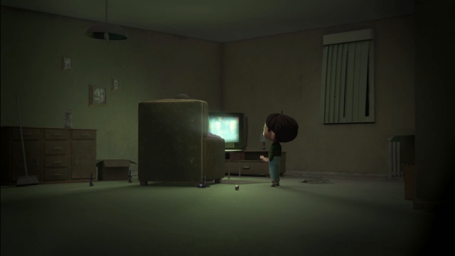 The Stained Club animated short film by Supinfocom | STASH MAGAZINE