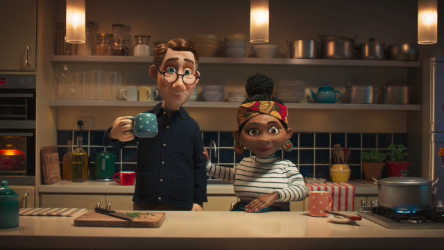 Purplebricks You'll be Totally Sold stop motion commercial | STASH MAGAZINE