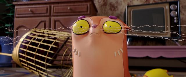 Catastrophe animated short by Jamille van Wijngaarden   STASH MAGAZINE