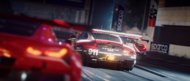 GRID game trailer by RealtimeUK for Codemasters | STASH MAGAZINE