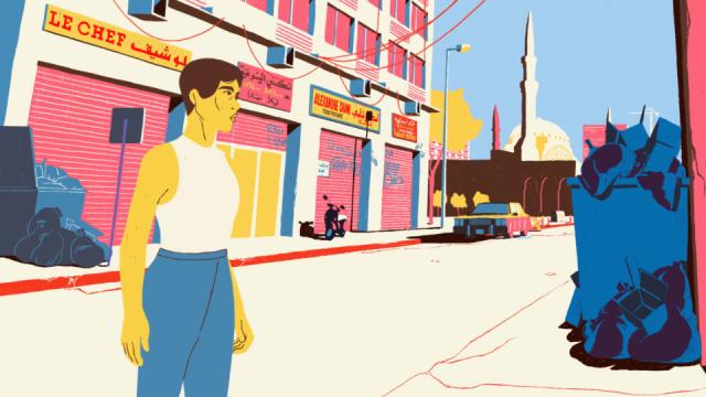 Mashrou' Leila Radio Romance music video by Vladimir Mavounia-Kouka   STASH MAGAZINE