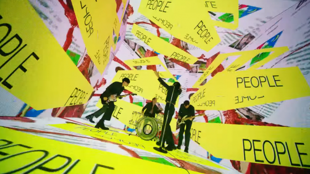 The 1975 People music video by Warren Fu | STASH MAGAZINE