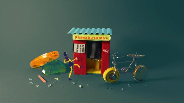 Berlin Playground short film by Kaho Yoshida | STASH MAGAZINE