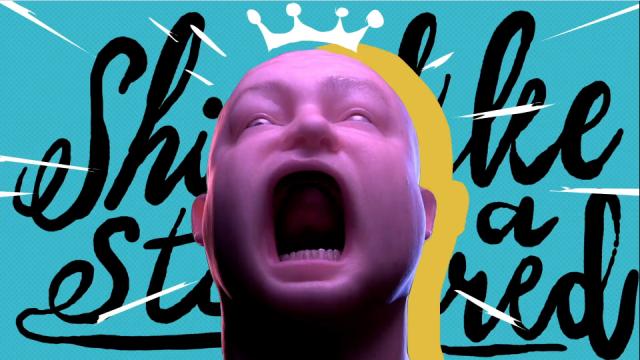 Brazilian Creative Club (Clube de Criação) Anger by Lobo / Vetor Zero | STASH MAGAZINE
