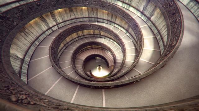Infinite Patterns short CG film by Cristóbal Vila   STASH MAGAZINE