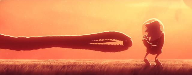 Leuki animated short film by Julien Leconte | STASH MAGAZINE