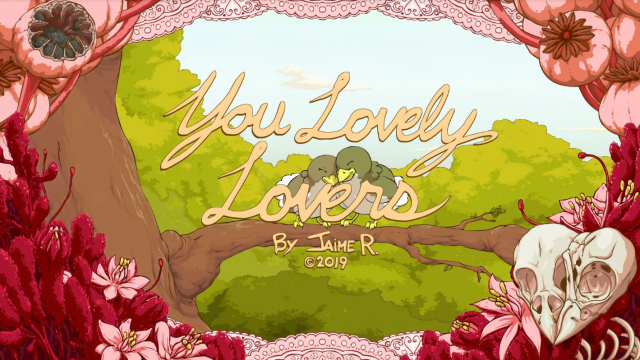 You Lovely Lovers short film by JaimeR | STASH MAGAZINE