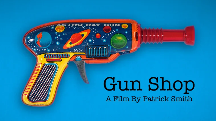 Gun Shop short film by Patrick Smith | STASH MAGAZINE