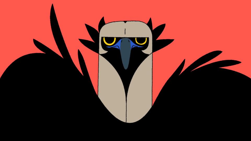 Ivan Dorn for WWF Yandex by Petrick Animation | STASH MAGAZINE