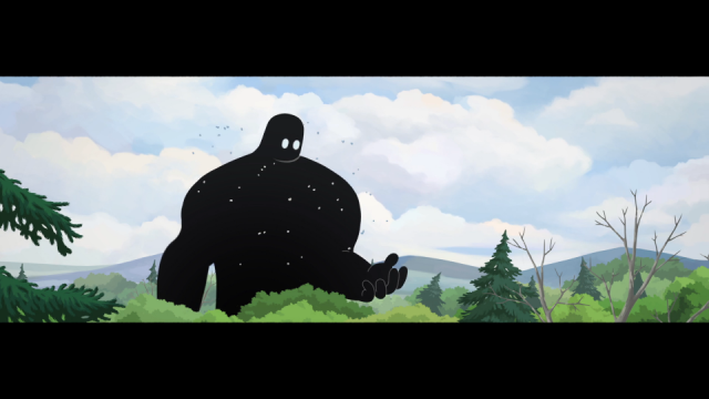 Ivan Dorn for WWF Yandex by Petrick Animation   STASH MAGAZINE
