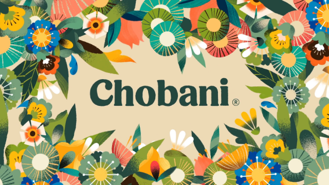 Chobani Impact by Lobo | STASH MAGAZINE