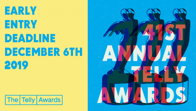 Call for Entries: 41st Annual Telly Awards