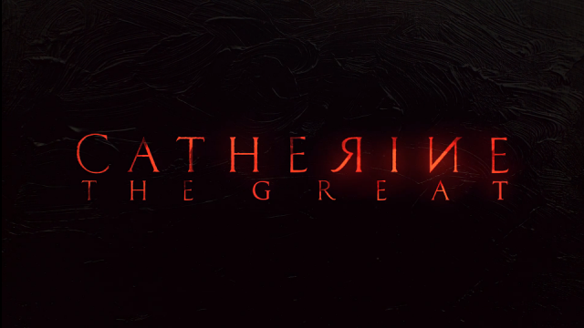 """Catherine the Great"" Main Title HBO by Elastic 