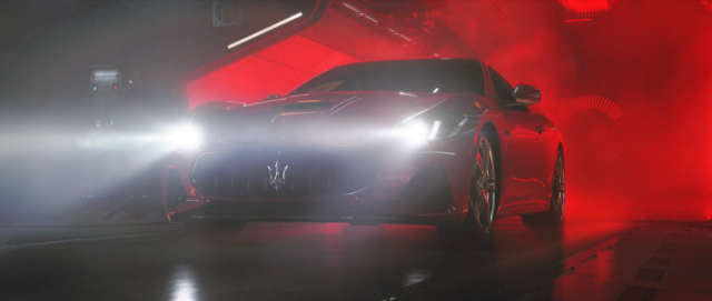 Nexus Studios - Shynola, 'Alive' for Maserati | STASH MAGAZINE