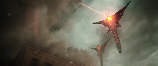 Aliens spec commercial by Revolution Studio | STASH MAGAZINE