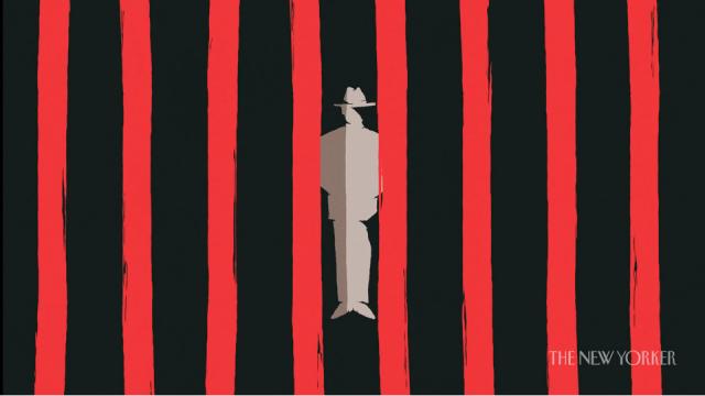 The New Yorker: Leonard Cohen by Joe Donaldson | STASH MAGAZINE
