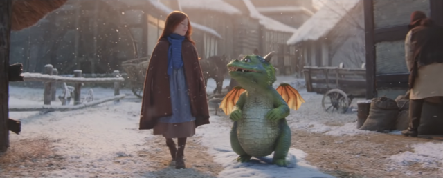 Christmas 2019 Ad | John Lewis and Waitrose | STASH MAGAZINE